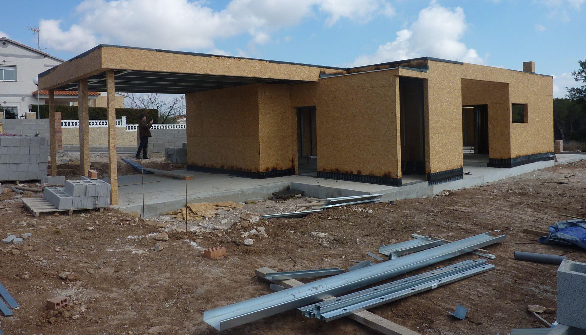 Avantatges del sistema constructiu de les cases d'acer