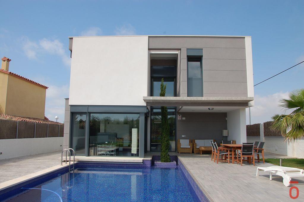 Casas de a cero dise os arquitect nicos - Casas prefabricadas sostenibles ...