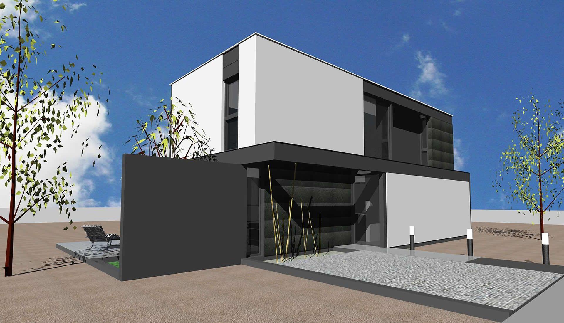 Casas de acero modulares sostenibles y prefabricadas - Viviendas modulares diseno ...