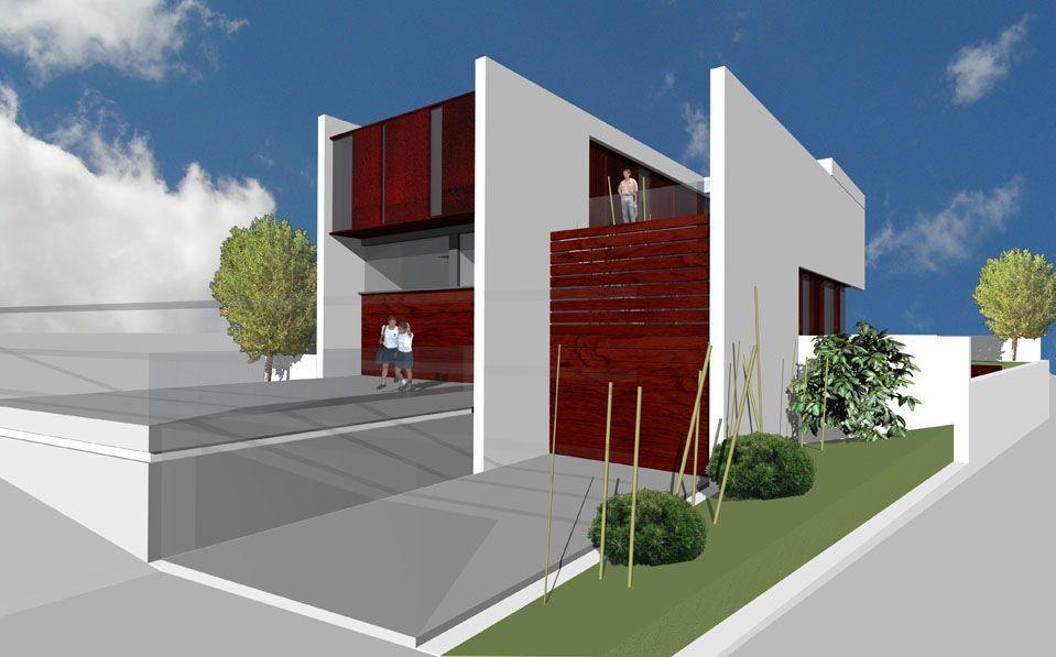 Proyecto casa acero modular prefabricada casa rosa tekdom - Casas modulares acero ...