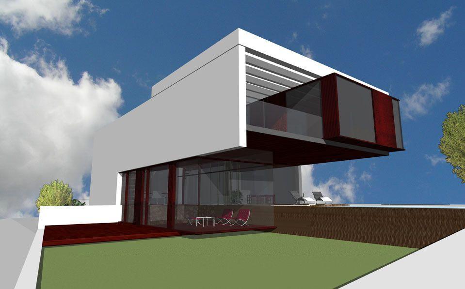 Proyecto casa acero modular prefabricada casa rosa tekdom - Casa modular acero ...