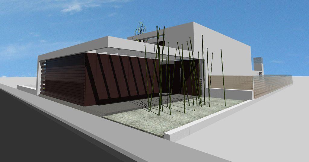 Proyecto casa acero modular prefabricada tekdom - Casas modulares acero ...