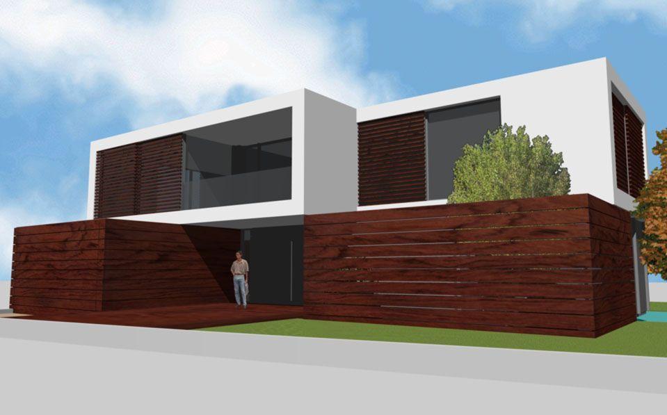 Proyecto casa acero modular prefabricada casa talia tekdom - Casas de acero prefabricadas ...