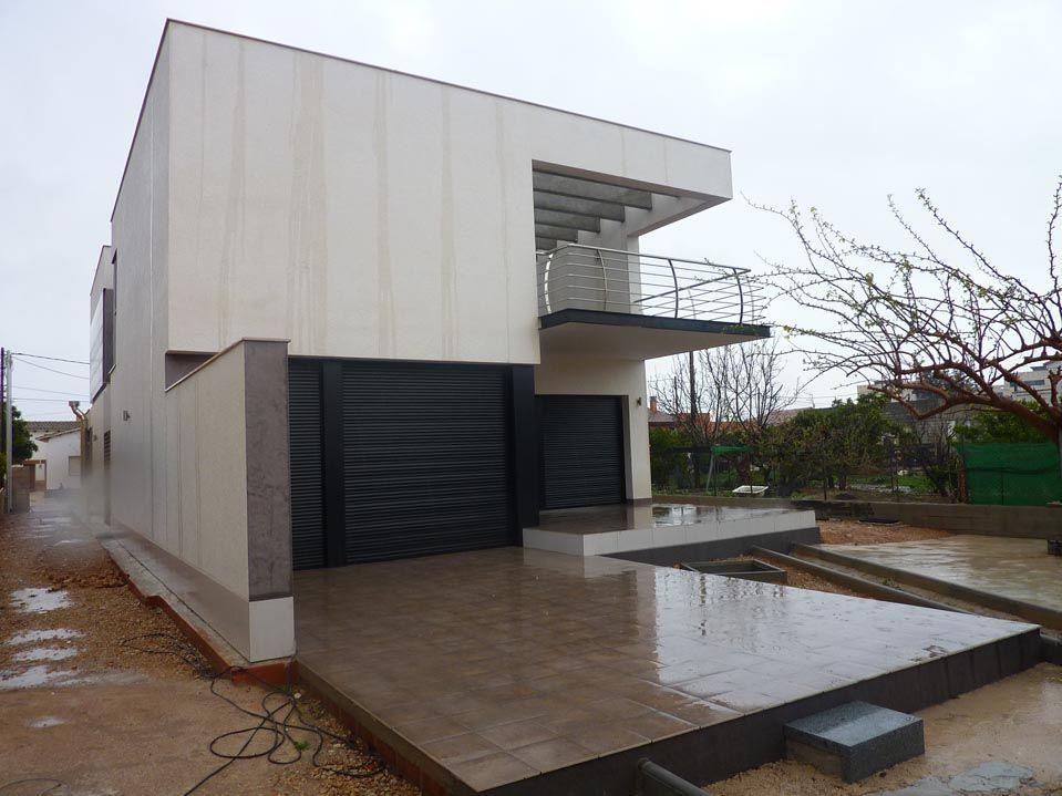 Proyecto casa acero modular prefabricada casa vanesa tekdom - Casas modulares acero ...