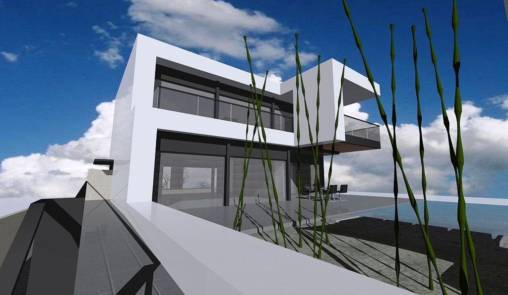 Proyecto casa acero modular prefabricada tekdom - Casas prefabricadas de acero ...