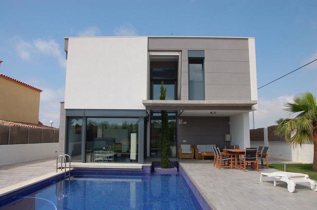 Proyecto casa acero modular prefabricada casa llum tekdom - Casas modulares acero ...