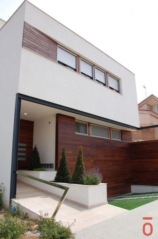 Proyecto casa acero modular prefabricada casa montse tekdom - Casas modulares acero ...