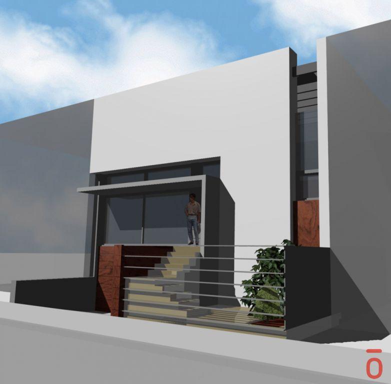 Casa Noemí - Пректы модульных стальных домов