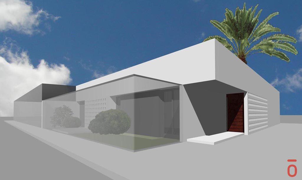 Proyecto casa acero modular prefabricada casa mireia - Casas modulares de acero ...