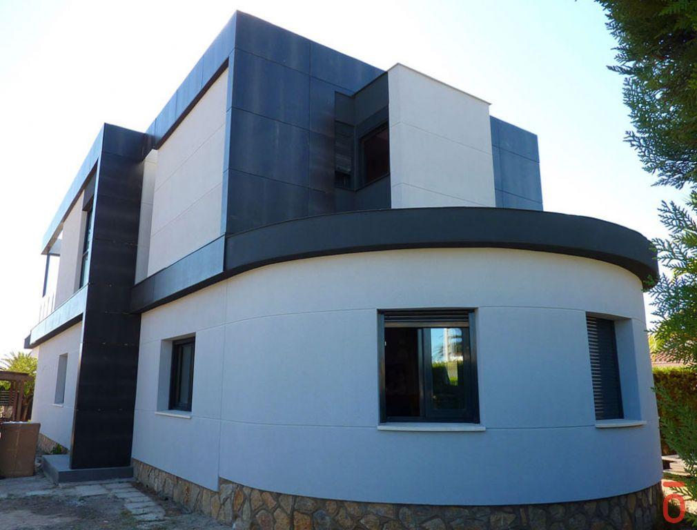 Proyecto casa acero modular prefabricada casa rakel tekdom - Casa modular acero ...