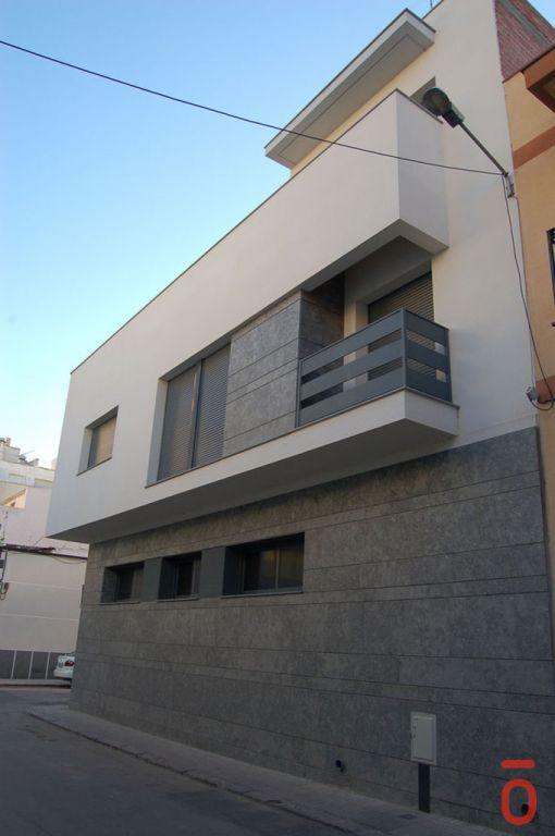 Proyecto casa acero modular prefabricada casa laia tekdom - Casa modular acero ...