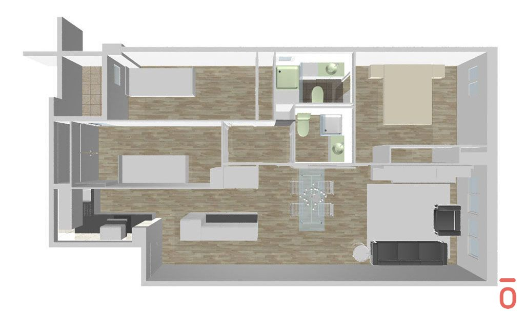 Casa Núria - Collezioni i modelli di case modulari in acciaio