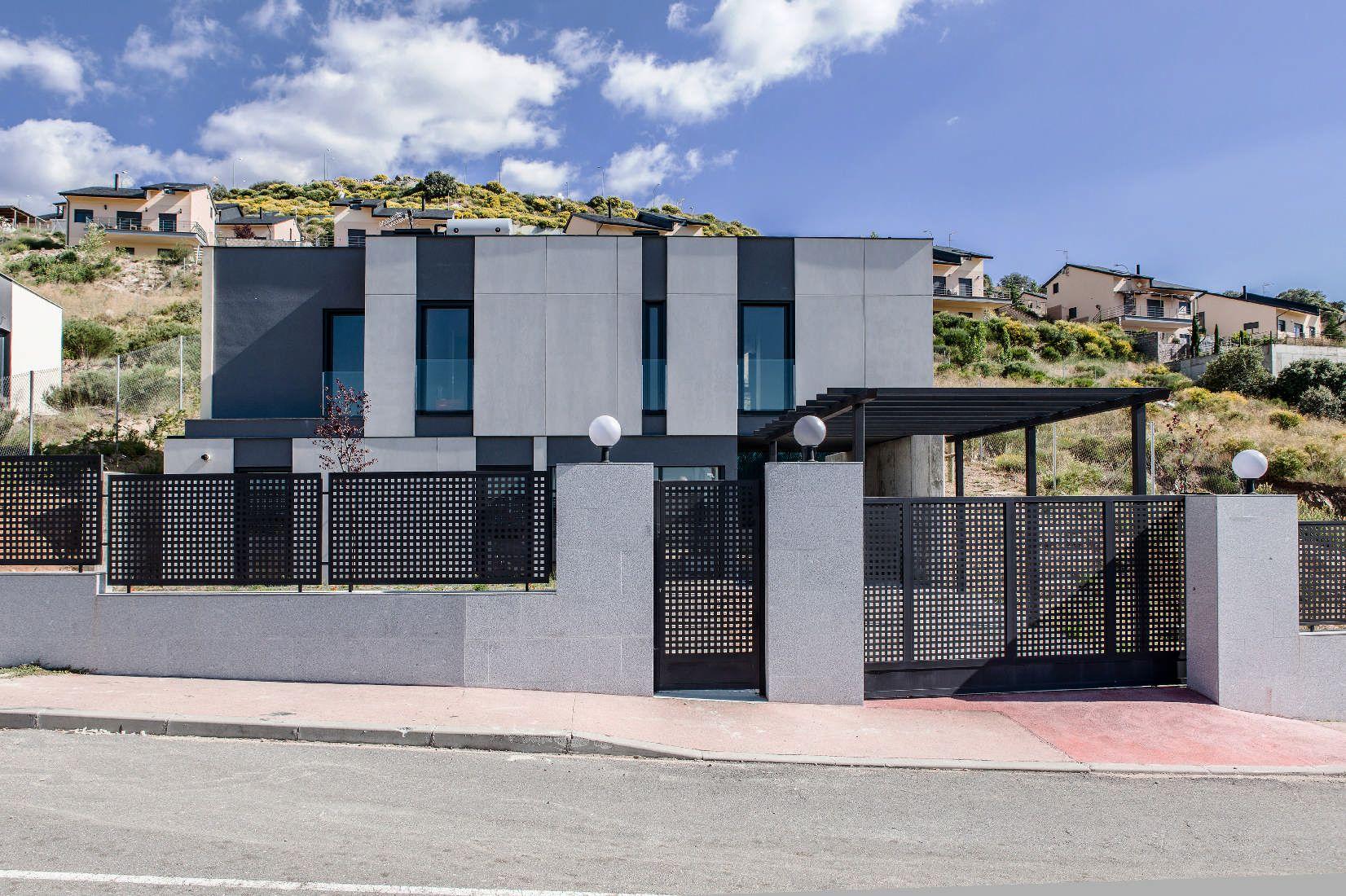 Casa Camelia - Projectes de cases modulars d'acer