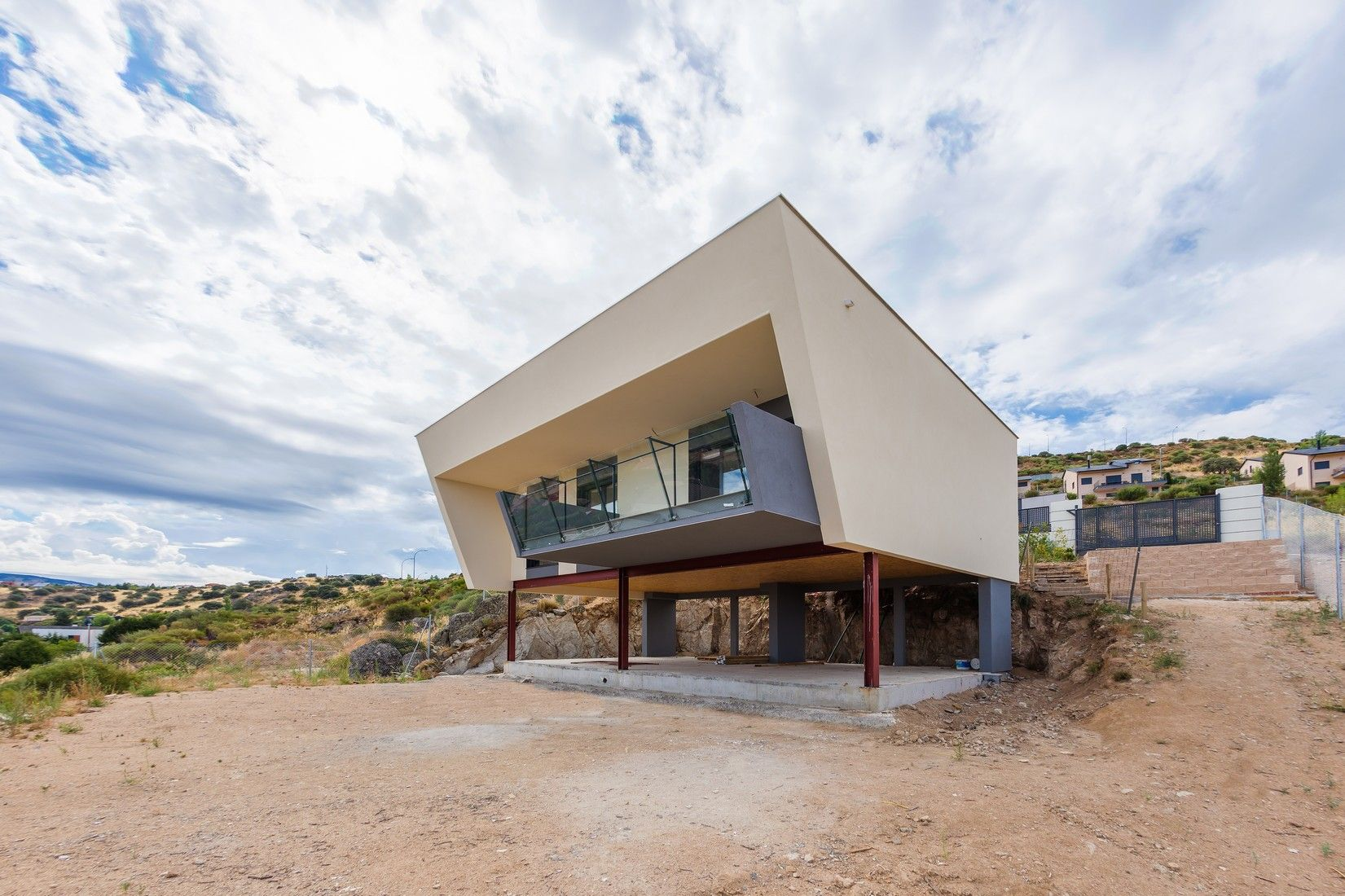 TREBOL - Steel modular home projects