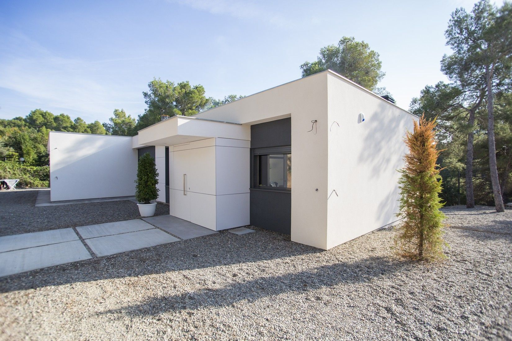 Proyecto casa acero modular prefabricada h jmt to14 tekdom for Casas ideas y proyectos