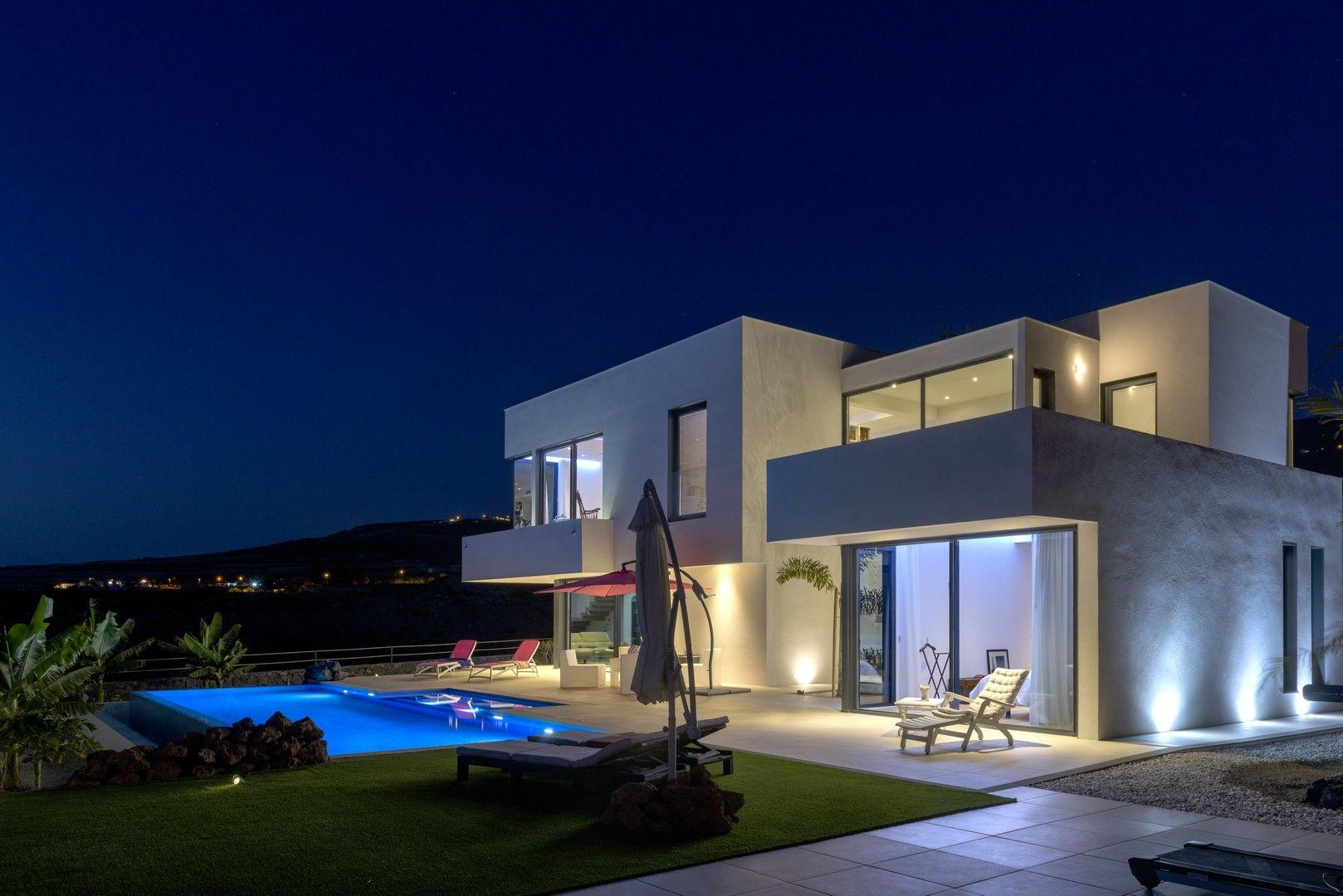 Proyecto casa acero modular prefabricada casa adeje tekdom for Casas ideas y proyectos