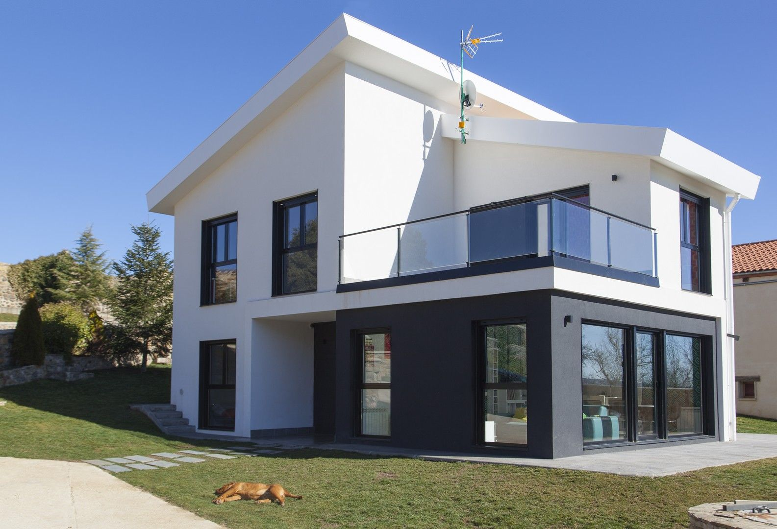 SORIA - Steel modular home projects