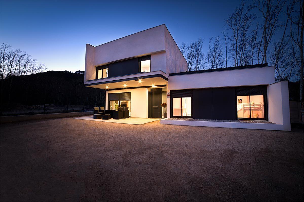 ARBUCIES - Projectes de cases modulars d'acer