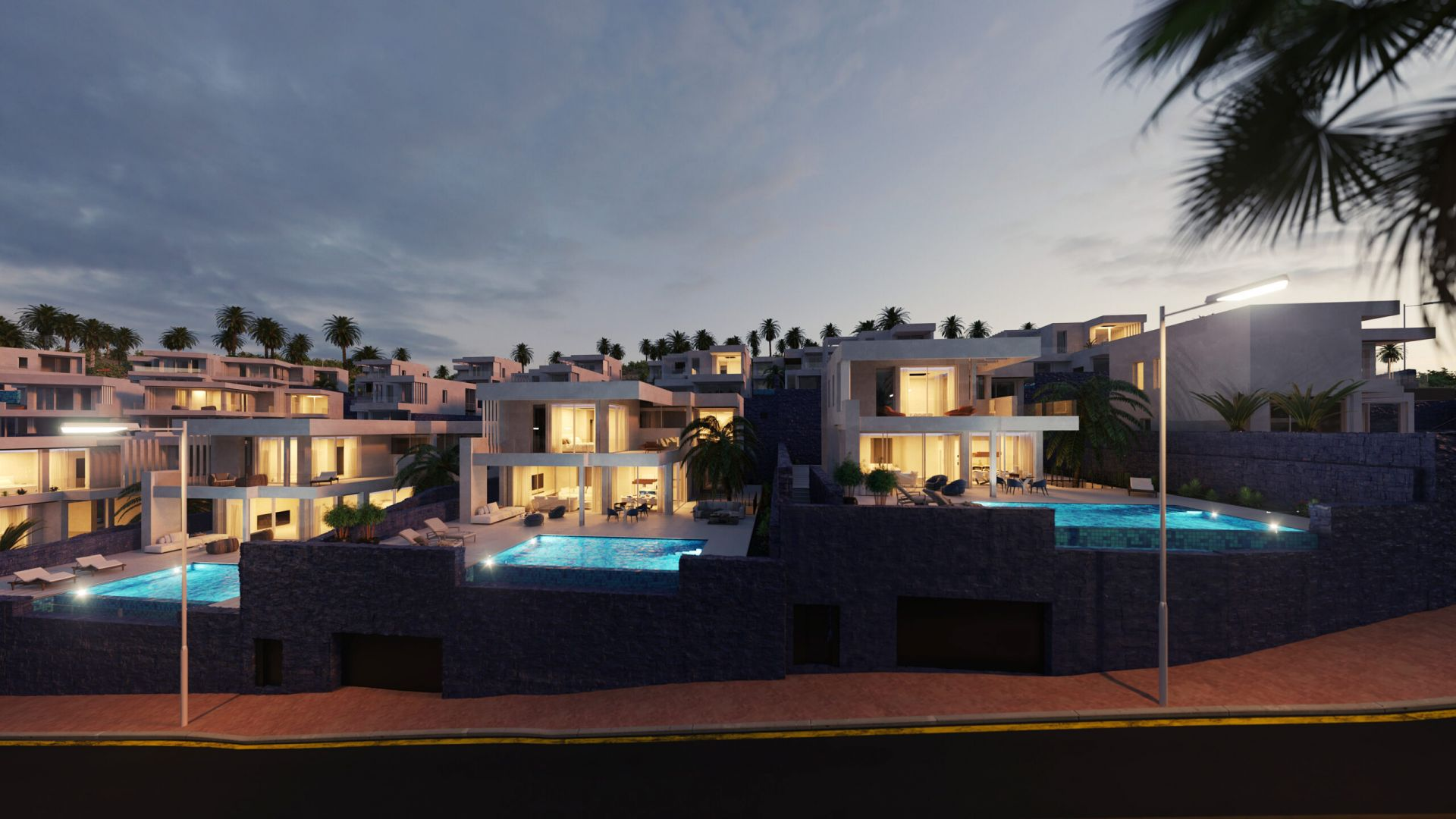 Serenity Luxury Villas Tenerife - Sustainable Steel Prefab Modular Homes – Collections